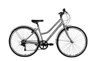 Falcon Women's Swift Hybrid Bike - White, 27 Inch by Falcon