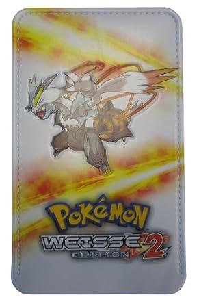 3DS/DS Tasche - Pokémon weiß 2