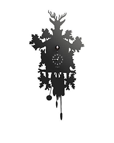 Diamantini & Domeniconi Reloj de Cuco Negro