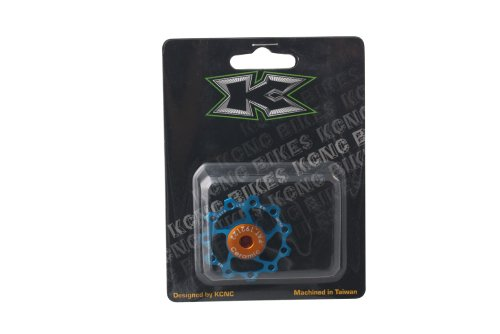 KCNC Pulley Jockey Wheels 11T Ceramic 9g MTB Road Bike Blue