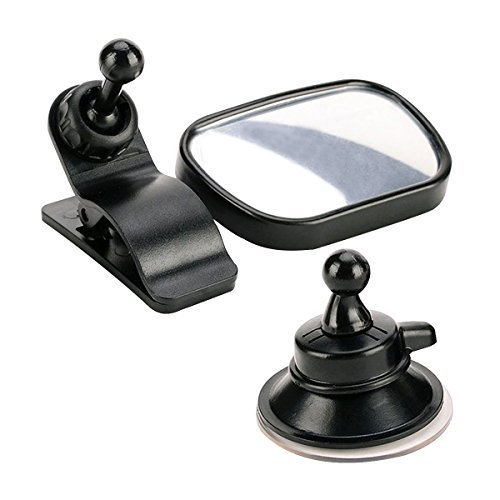 FEE Kids Automotive Safety Back Seat Rear View Mirror, Multiple Baby Universal Car Blind Spot Mirror