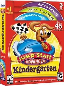 JumpStart Advanced 2003 Kindergarten (PC & Mac)