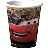 Disney's CARS 9-Ounce Cups, 8-Count Packages (Pack of 6)