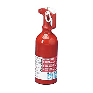 Automotive Fire Extinguisher w/ Automobile Mounting Bracket