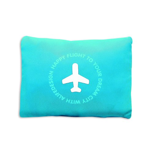 Faltbare Reisetasche HAPPY FLIGHT blue