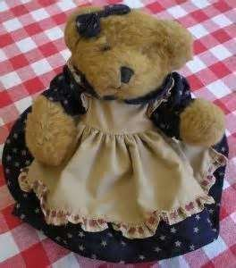 Russ Bear - Bears From the Past Collection - Amelia