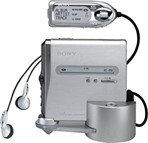 Sony MZ-NH1 Net MD / Hi-MD Walkman Portable Minidisc Player / Recorder