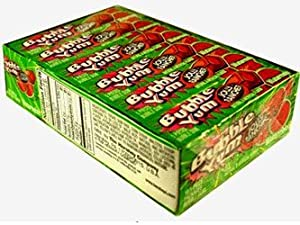Bubble Yum Jolly Rancher Watermelon 18 CT