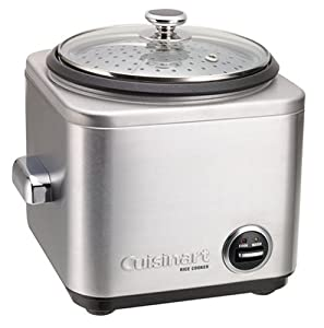 Cuisinart CRC-400C 7-Cup Rice Cooker