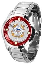 U.S. Coast Guard Titan Steel Watch