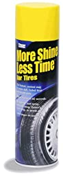 More Shine Less Time for Tires, 12 oz. (91046)