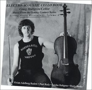 Electro-Acoustic Cello Book