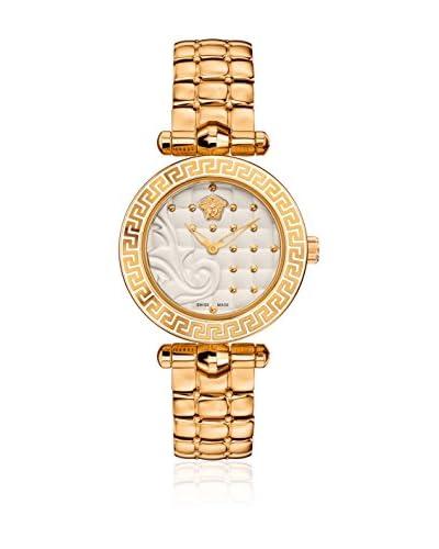 Versace Reloj con movimiento cuarzo suizo Micro Vanitas VQM060015  30 mm