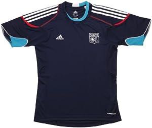 adidas Ol Pred Trg Jsy OL maillot entrainement Prédator Football Homme Bleu marine 6