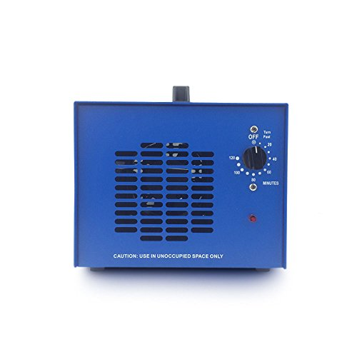 Commercial Air Cleaner Ionizer : Commercial industrial ionic ozone generator mg g