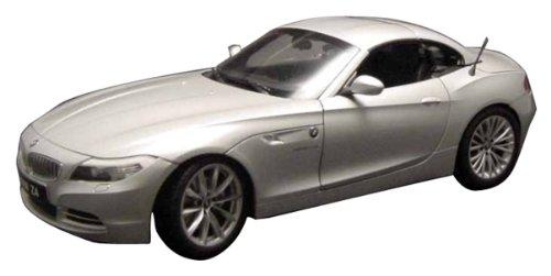Bmw Z4 E89 Convertible Silver 1 18 Kyosho Model Car Naron94835