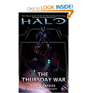 HALO: The Thursday War by Karen Traviss