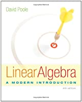 Linear Algebra: A Modern Introduction, 4th Edition