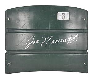 Joe Namath New York Jets Autographed Shea Stadium Seat Back - Memories - Mounted... by Sports Memorabilia