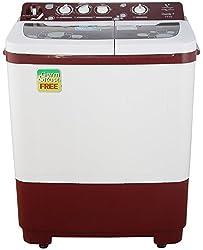 Videocon VS73J22 Quanta+ Semi-automatic Top-loading Washing Machine (7.3 Kg, Dark Maroon)