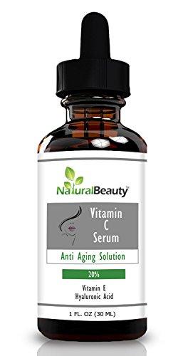 La vitamine C Serum - Très efficace - Contient
