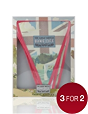 The Great British Bake off Fabric Bunting