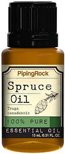 Spruce Essential Oil 1/2 oz (15 ml) 100% Pure -Therapeutic Grade