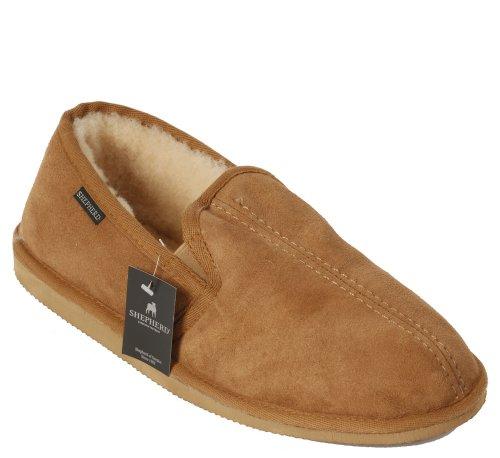 Shepherd Double Gusset Classic Sheepskin Slipper - Size 44