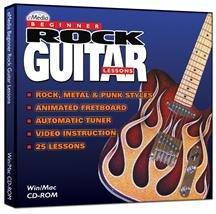 Beginner Rock Guitar Lessons
