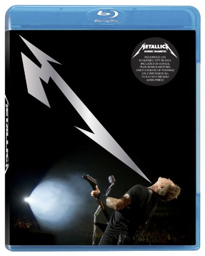 Metallica Quebec Magnetic [Blu-ray] [Import]