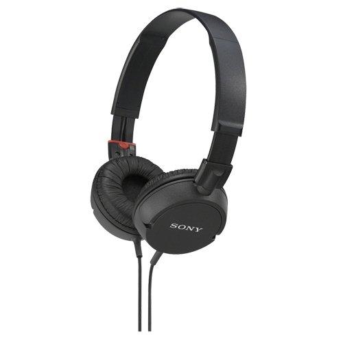 Sony Mdr-Zx100 Headphone - Stereo - Black - Mini-Phone - Wired - 24 Ohm - 12 Hz 22 Khz - Dynamic -