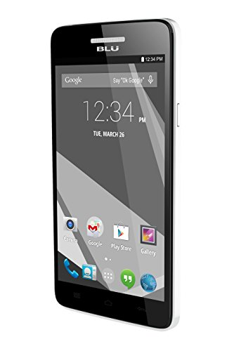 BLU Studio 5.0 C HD Smartphone - Unlocked - White