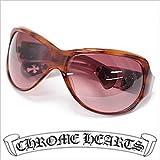 クロムハーツサングラス [ ChromeHeartsメガネ ]( Chrome Hearts サングラス クロムハーツ メガネ ) スクリーム ( SCREAM C1860004 ) /メンズメガネ/CHROMEHEARTS-046 [訳アリ!ケース汚れ]