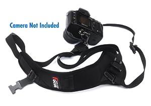 EzFoto Anti-slip Quick Rapid Carry Speed Sling Neck Strap with Rapid Fasten, Comfort, Ergonomic Design