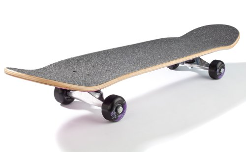 Hoopla Hippie Stick Assembly Skateboards (7 75-Inch) from