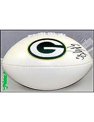 Autographed Eddie Lacy Football - Psa Psa dna Coa - Autographed Footballs sale off 2015