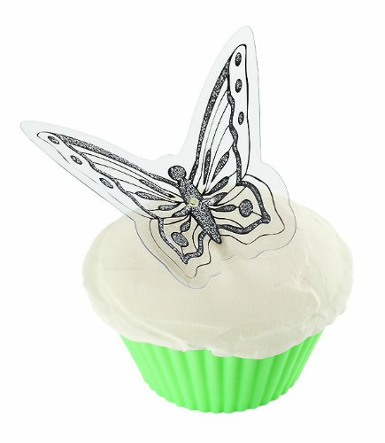 wilton-120-1172-dimensional-elegant-butterfly-cake-side-picks-12-count