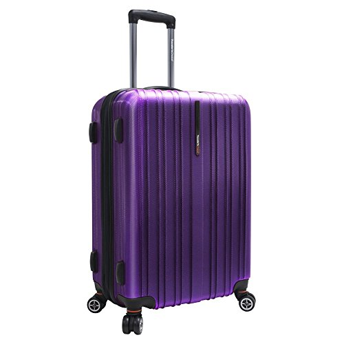 travelers-choice-travelers-choice-tasmania-25-inch-expandable-spinner-luggage-purple-one-size