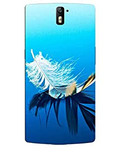 FurnishFantasy 3D Printed Designer Back Case Cover for OnePlus One