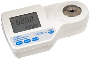 Hanna Instruments HI 96831 Digital Ethylene Glycol Refractometer