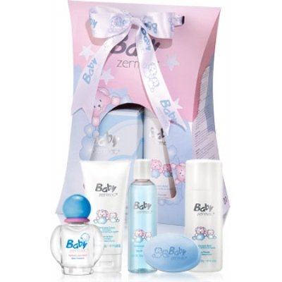 Zermat NewBorn Baby Gift Zet, Estuche para Recien Nacido Unisex - 1