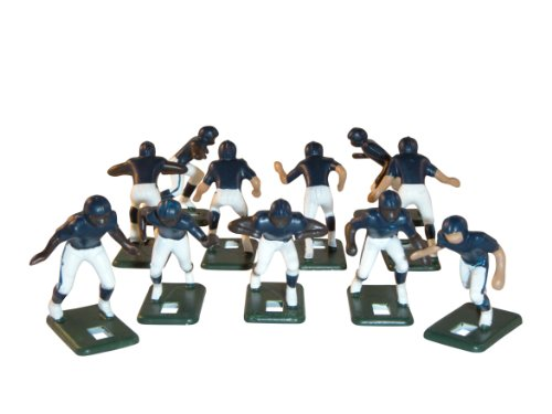 Electric Football 67 Big Men 11 In Blue White Home Uniform
