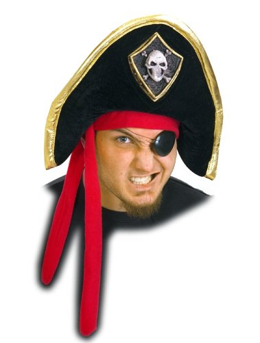 elope Pirate Hat