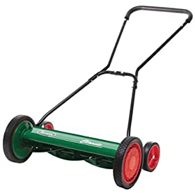 Classic Reel Mower