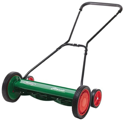 Scotts 2000-20 20-Inch Classic Push Reel Lawn Mower image