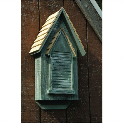 Victorian Bat House Finish: Grey Whitewash