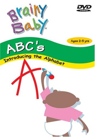 Brainy Baby: ABC's - Introducing the Alphabet (Ages 2 to 5 Years)