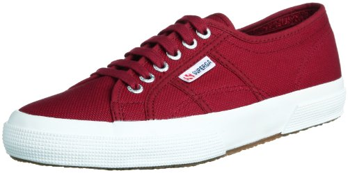 Superga 2750 Cotu Classic - Zapatillas, Unisex, Rojo (Scarlet / 104), 39