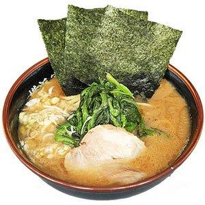 横浜ラーメン 侍 (さむらい) 2食 (横浜 家系 ご当地ラーメン)