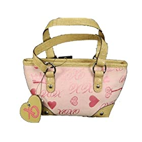 XOXO Mini Tote Handbag